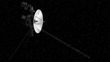 La sonda espacial Voyager-1