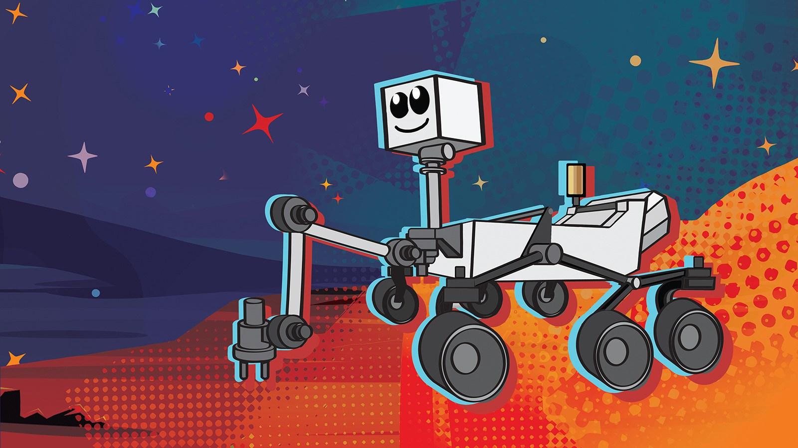Rover Mars 2020 busca nombre