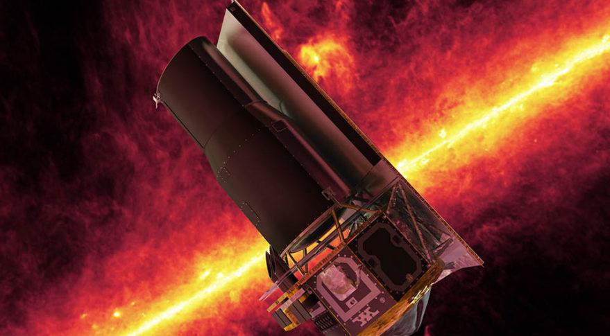 Spitzer imagen NASA