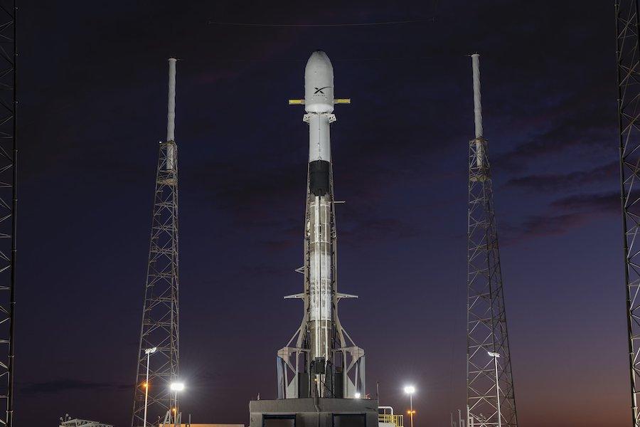 Falcon 9 Starlink 2020