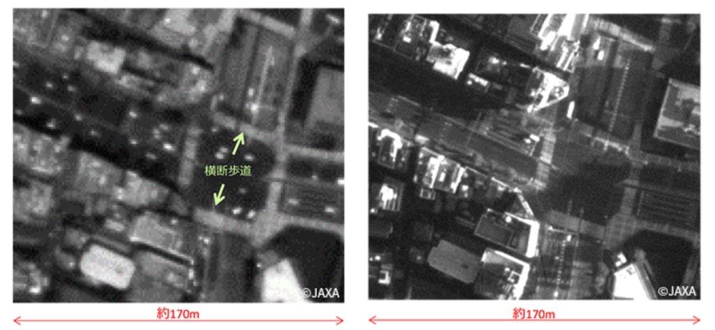 Comparación fotos Tokio JAXA