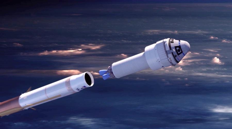 Starliner Atlas V