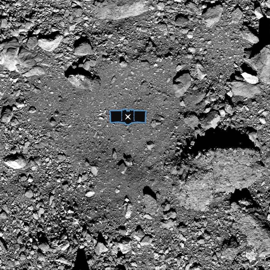 Nightingale imagen NASA