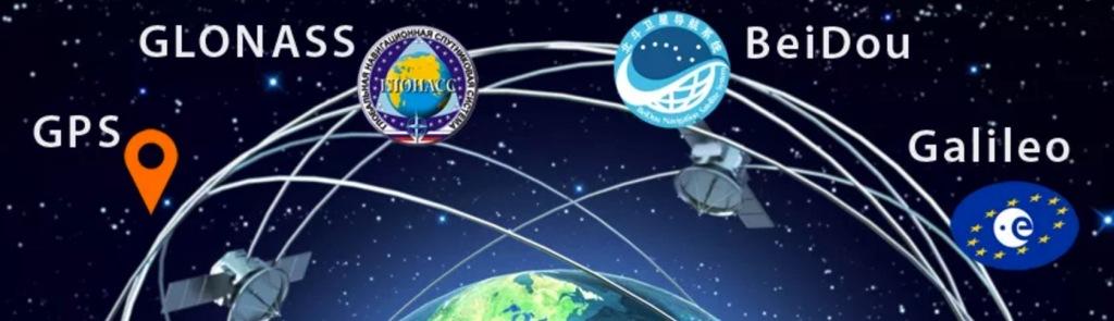 GPS-Glonass-Beidou-galileo