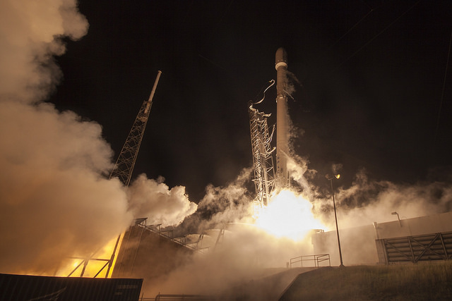 F9 Starlink SpaceX