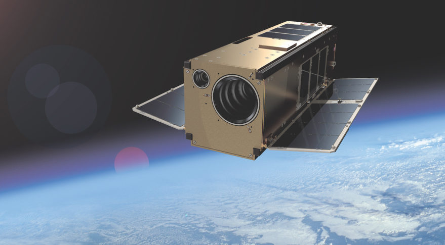 Cubesat en Antares
