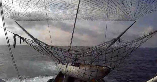 Barco Carenado