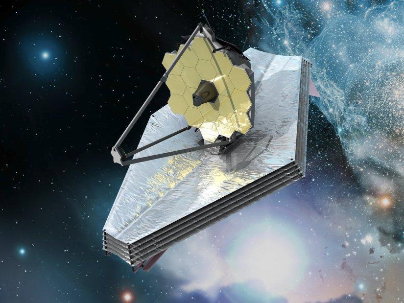 Webb NASA